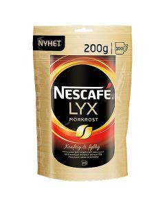 Nescafe Lyx Mörkrostat 200g