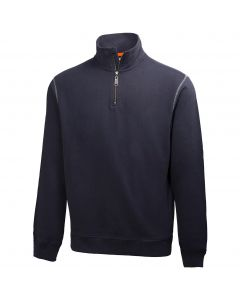 Sweatshirt Helly Hansen Oxford 1/2 zip herr