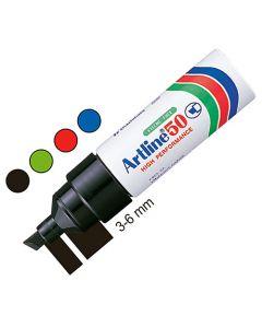 Märkpenna Artline 50 svart