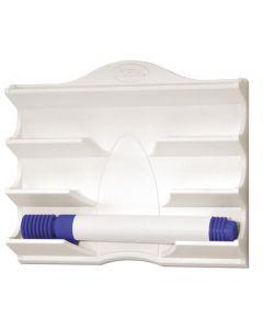 Pennhållare Actual 130x150 mm för 4 pennor magnetisk