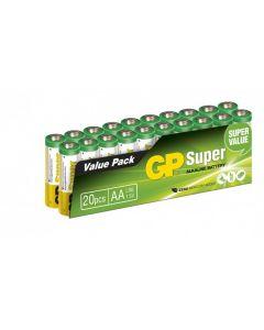 GPB Batterier Super Alklaline 20st/förp